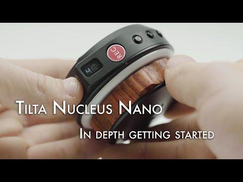 Tilta Nucleus-N Nano Wireless Follow Focus - In depth getting started
