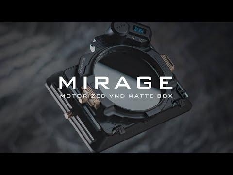 Tilta — Introducing the Mirage Motorized VND Matte Box