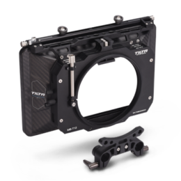 4x5.65 Carbon Fiber Matte Box (Clamp-on)