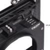 4x5.65 Carbon Fiber Matte Box (Clamp-on) (Open Box)