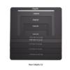 4x5.65 Carbon Fiber Matte Box (Swing-away)