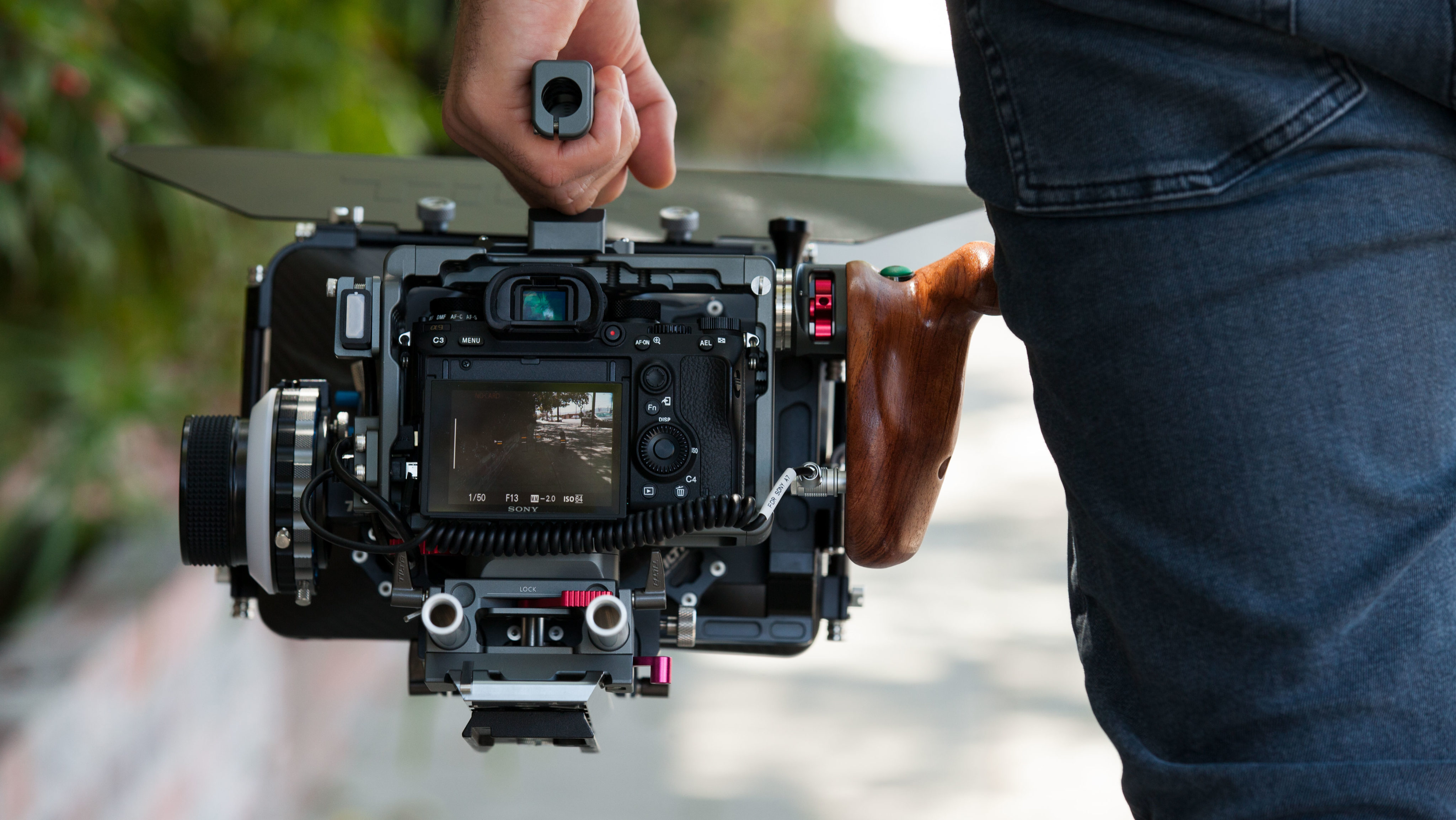 Camera Cage for Sony a7/a9 Series | Tilta