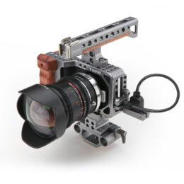 Camera Cage for Blackmagic Pocket Cinema Camera