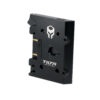Basic Tilta I/O Module Battery Plate for Package A1 Red DSMC2 (Open Box)