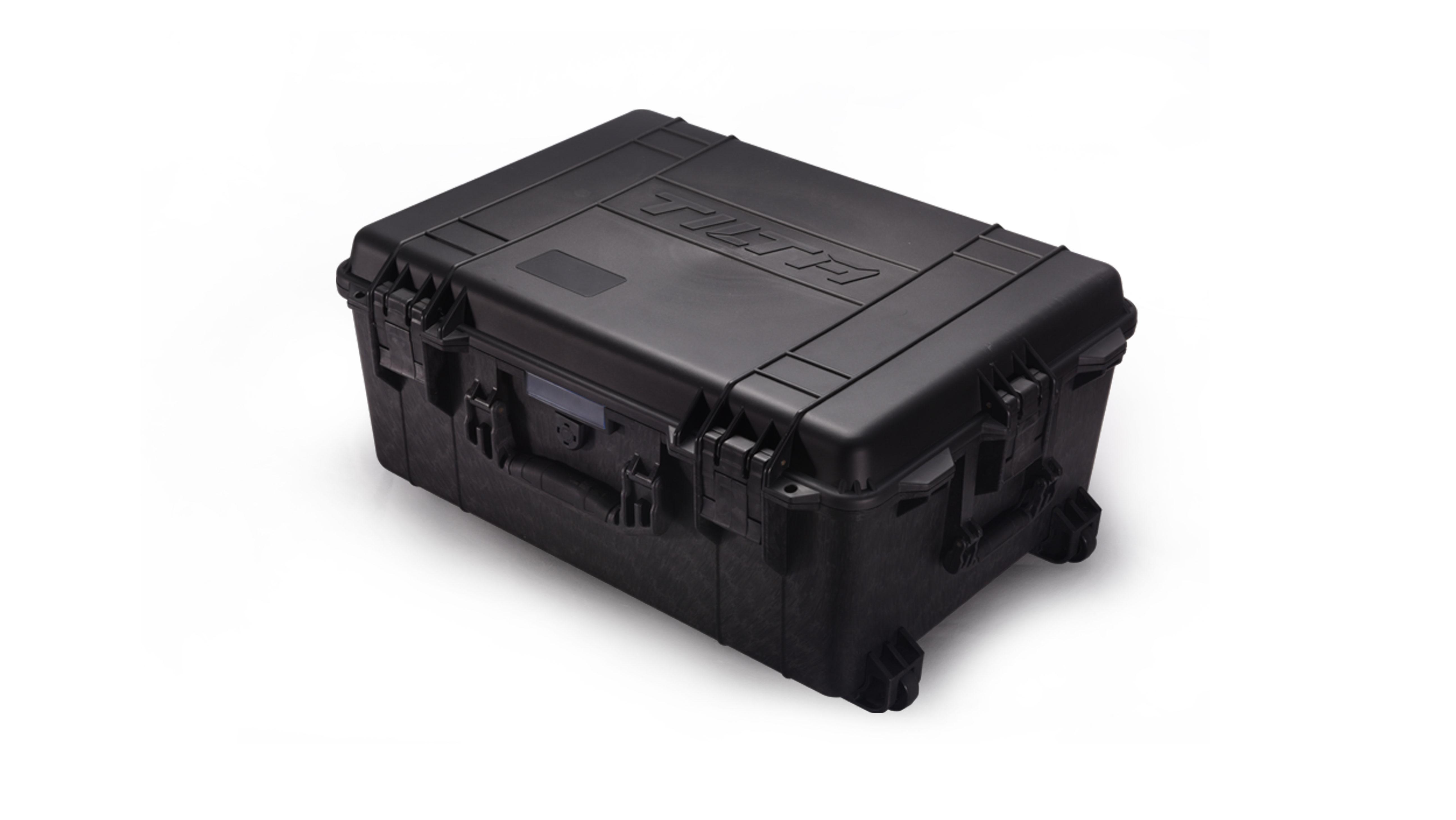 DSLR Shoulder Rig Pro Hard Shell Waterproof Safety Case