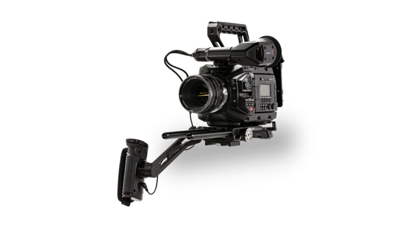 Camera Cage for Blackmagic URSA Mini Pro - Gold Mount (Open Box)