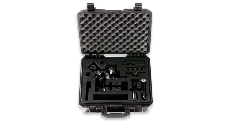 Gravity G2X Compact Handheld Gimbal System - Hardshell Safety Case (Open Box)