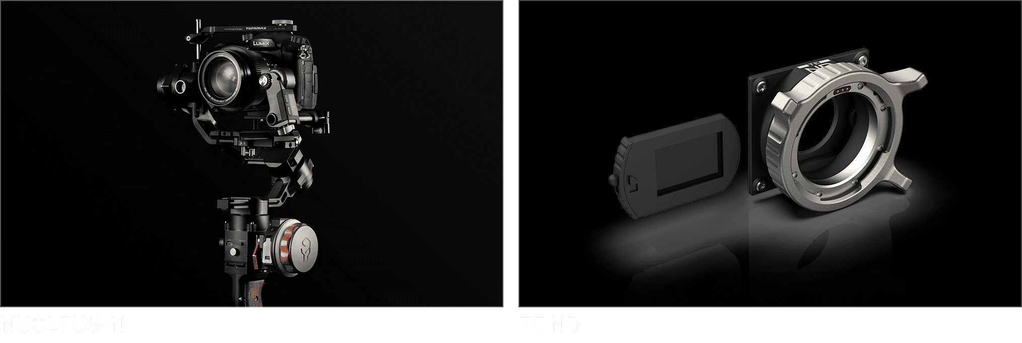 Nucleus N + TE ND Neutral Density Filter