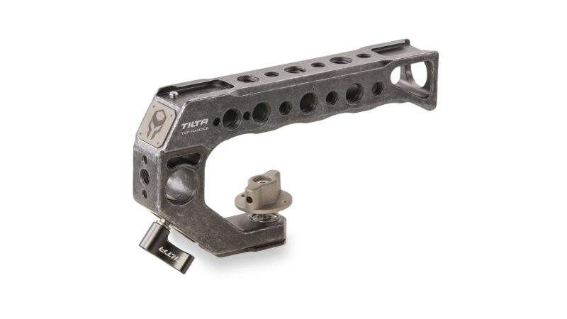 Quick Release Top Handle for BMPCC4K - Tactical (TA-QRTH)