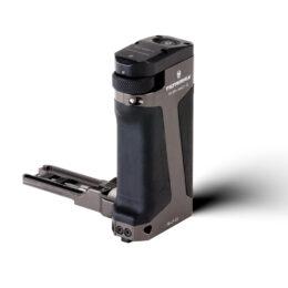Side Focus Handle Type I (LP-E6 Battery) - Tilta Gray