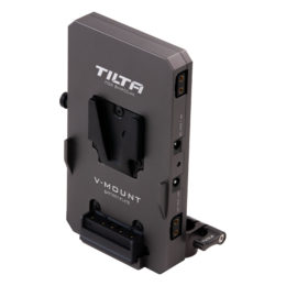 V-Mount Battery Plate - Tilta Gray