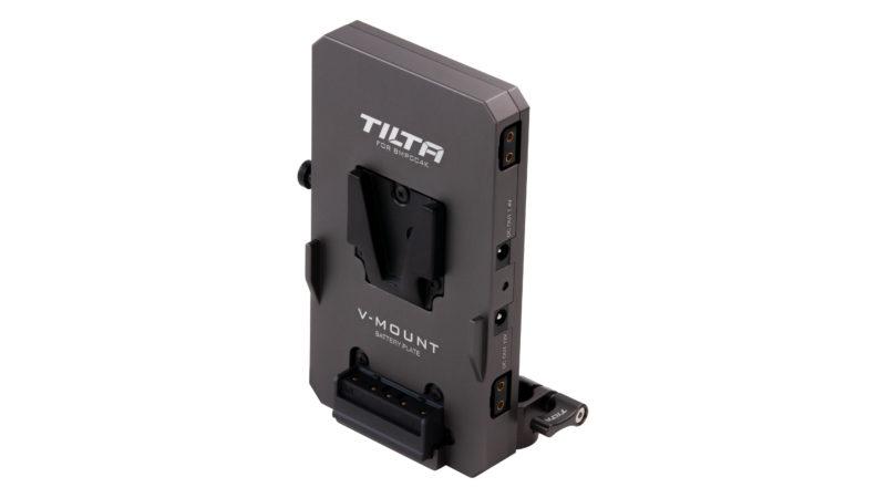 TA-BTP-V-G V-Mount Battery Plate Tilta-Gray