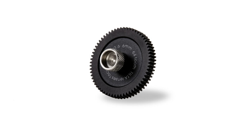 Follow Focus Gear for FF-T05 - 6mm 0.6m 64-tooth