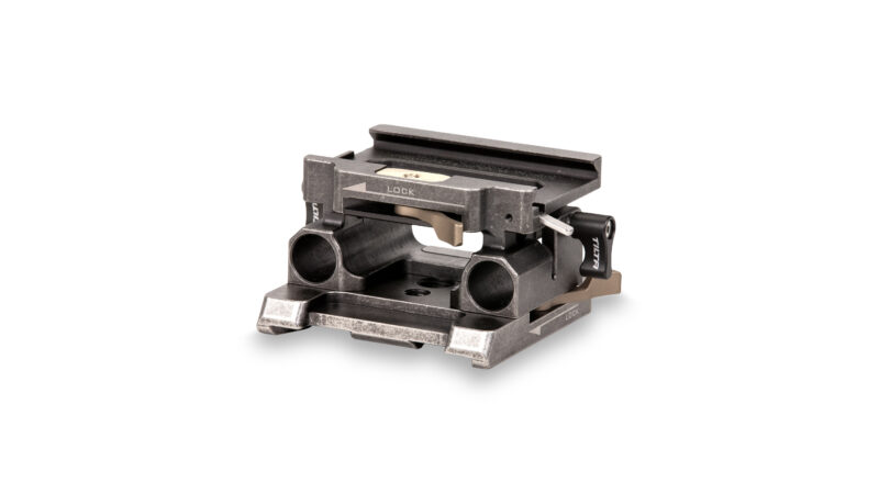15mm LWS Baseplate Type I - Tactical Gray (Open Box)