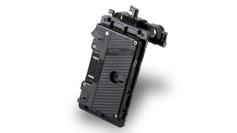 Battery Plate for Blackmagic URSA Mini Pro - Gold Mount