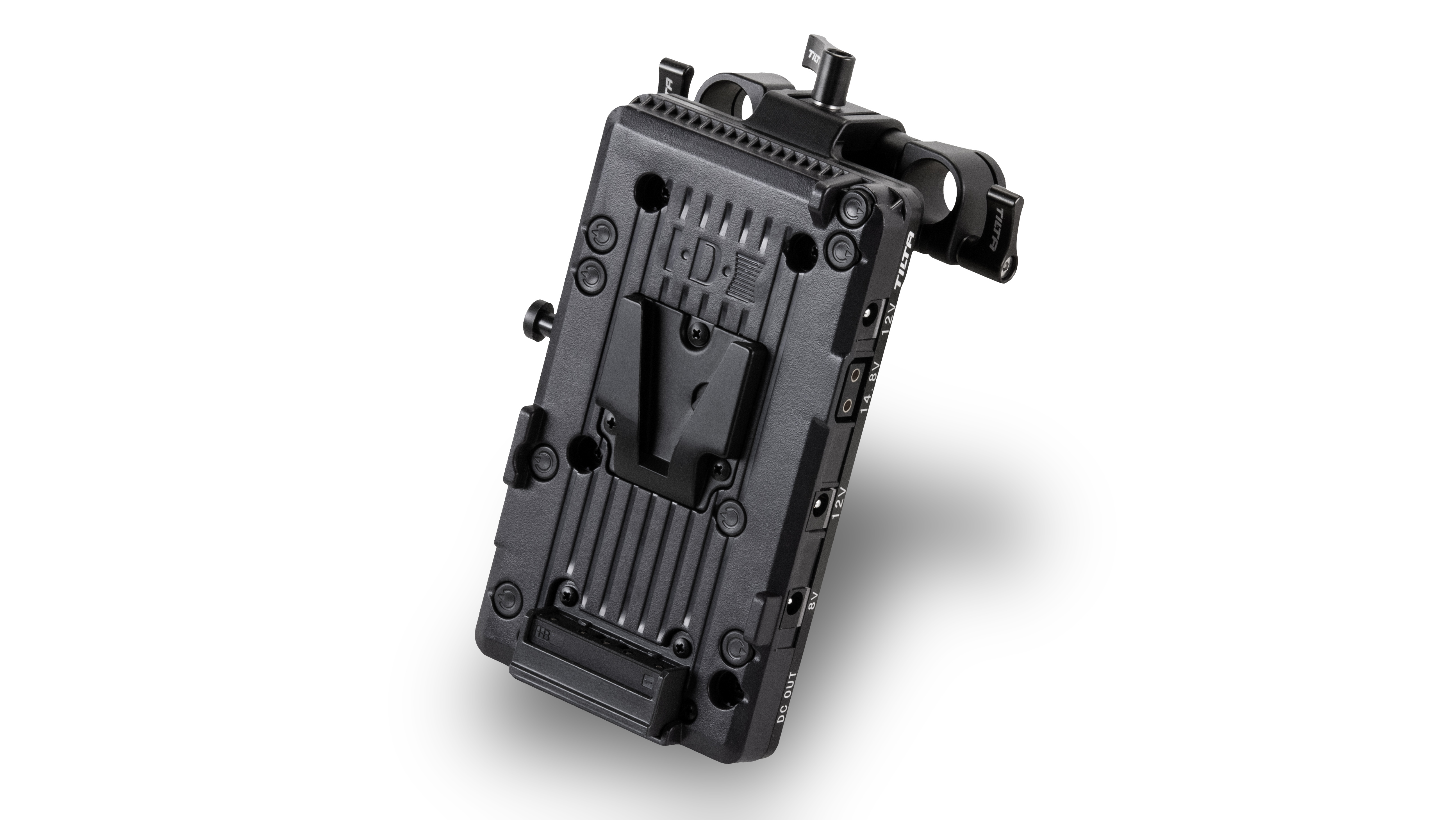 Battery Plate for Panasonic EVA1 - V Mount
