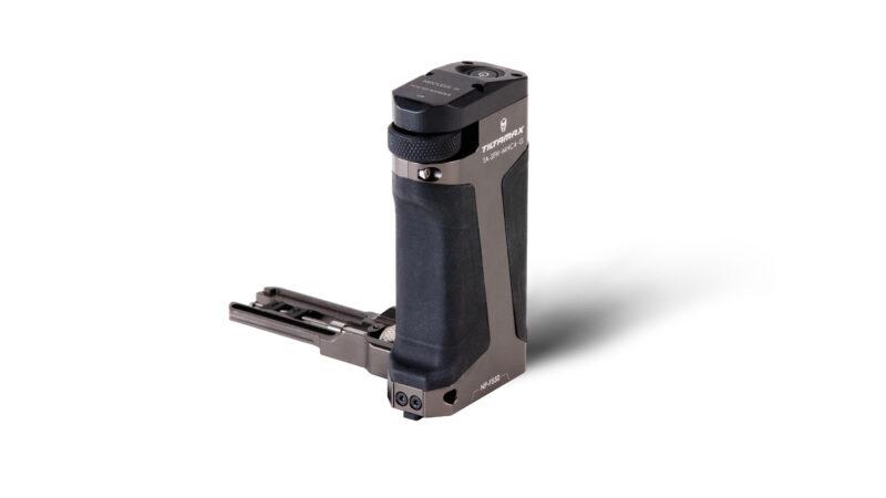 Side Focus Handle Type I (F570 Battery) - Tilta Gray (Open Box)