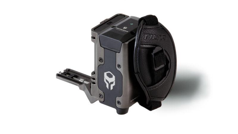 Side Power Handle Type I (F970 Battery) - Tilta Gray (Open Box)