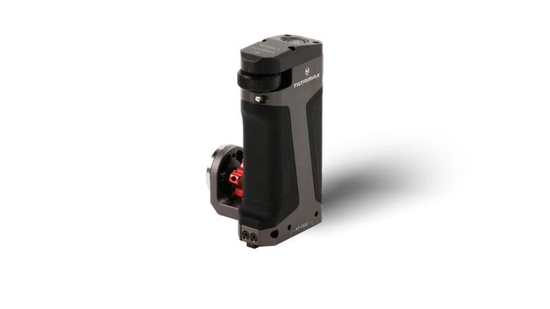 Side Focus Handle Type II (F570 Battery) - Tilta Gray