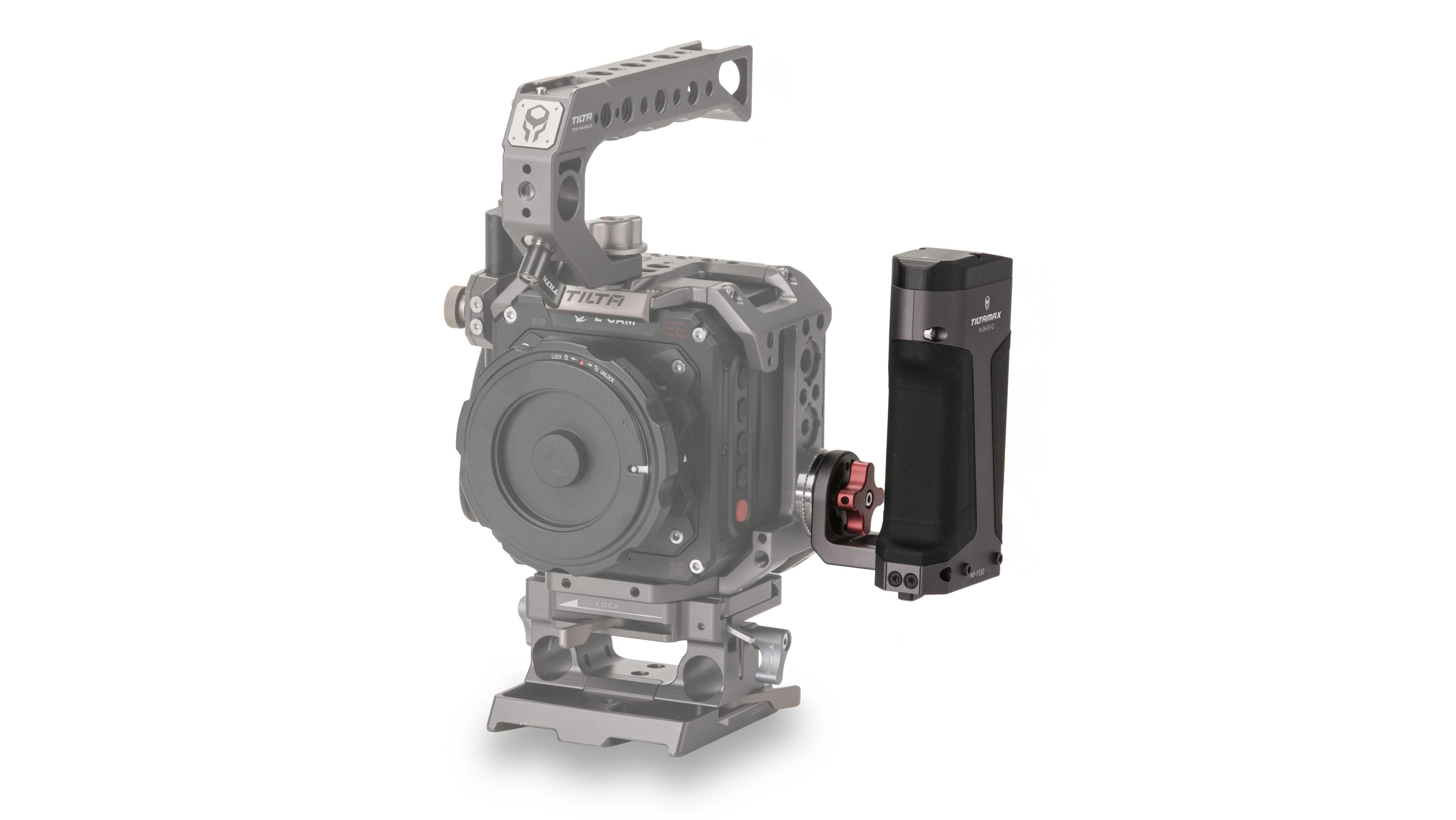 Tiltaing Side Focus Handle Type II F570 Battery Tilta Gray Camera ...