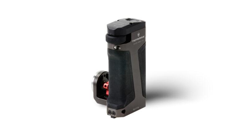 Side Focus Handle Type II (LP-E6 Battery) - Tilta Gray