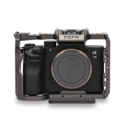 Full Camera Cage for Sony a7/a9 Series - Tilta Gray (Previous Model)