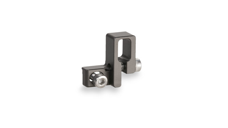 Run/Stop Cable Clamp Attachment for Sony a7R-III - Tilta Gray
