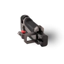 Side Focus Handle Type III (F570 Battery) - Tilta Gray