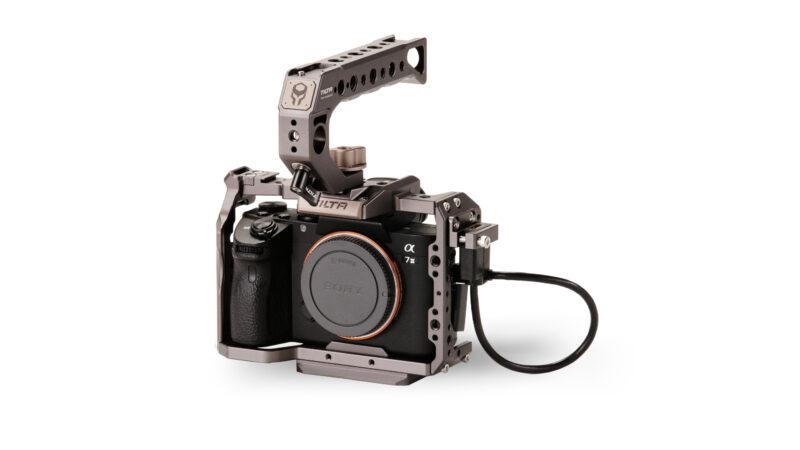 Tiltaing Sony a7/a9 Series Kit A - Tilta Gray