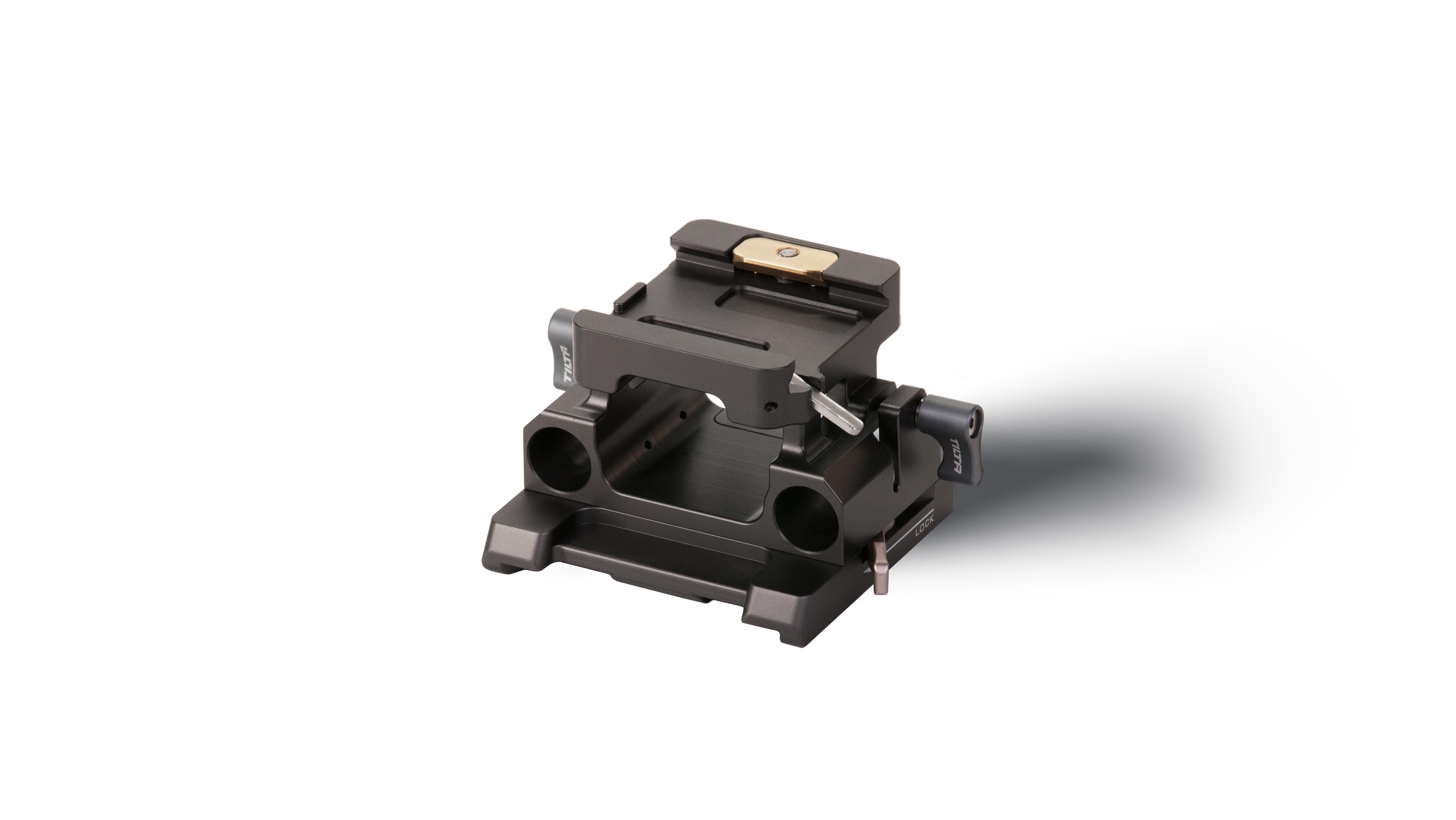 15mm LWS Baseplate Type II - Tilta Gray (Open Box)