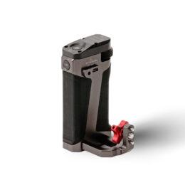Tiltaing Side Focus Handle Type III (LP-E6 Battery) - Tilta Gray