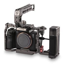 Tiltaing Sony a7/a9 Series Kit B - Tilta Gray