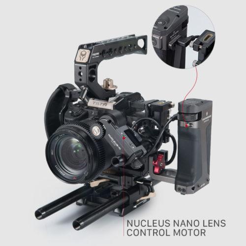 nucleus nano lens control motor