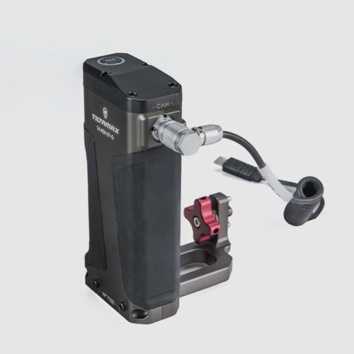 Tiltaing side power handle