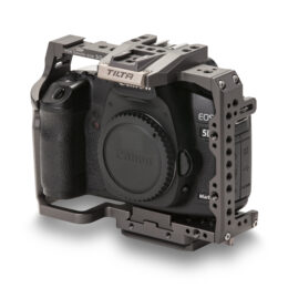 Full Camera Cage for Canon 5D/7D Series - Tilta Gray