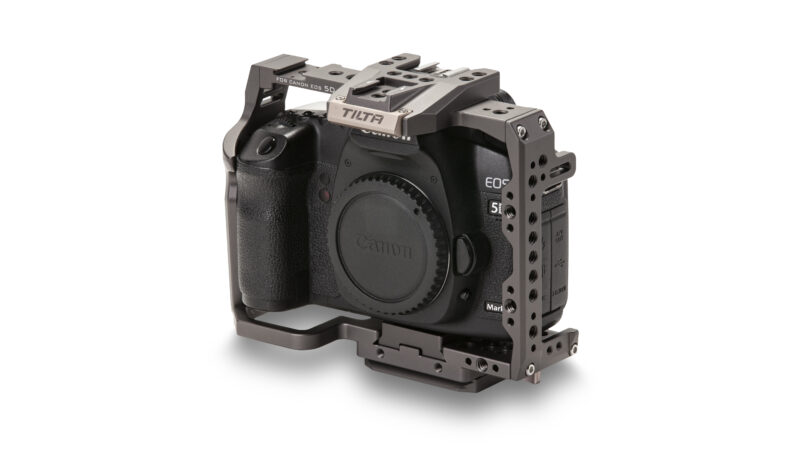 Full Camera Cage for Canon 5D/7D Series