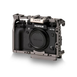 Full Camera Cage for Fujifilm X-T3 - Tilta Gray