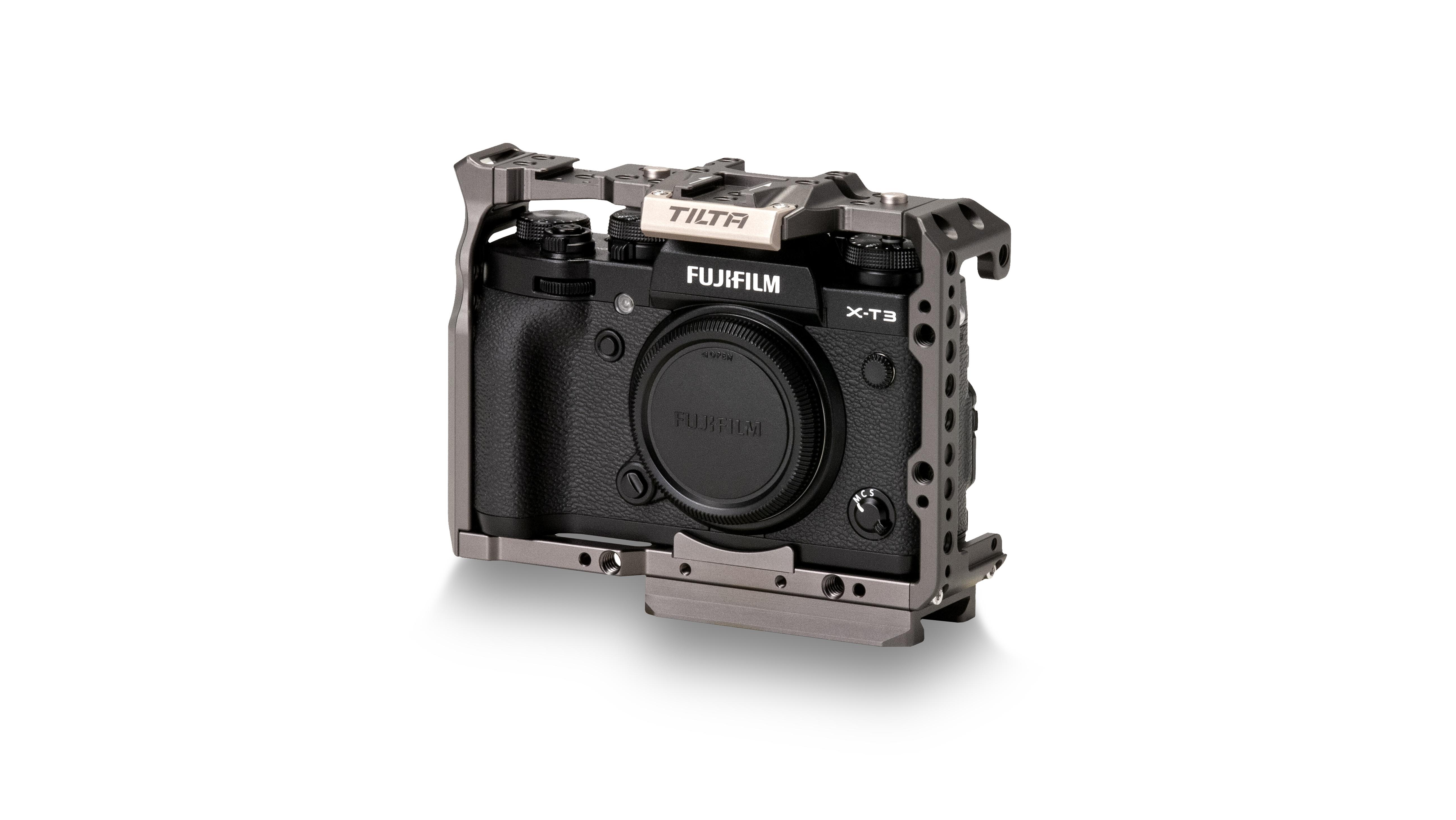 Full Camera Cage for Fujifilm X-T3