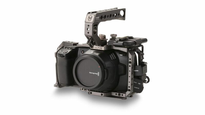 Tiltaing Camera Cage for BMPCC 4K/6K Basic Kit - Tilta Gray (Open Box)