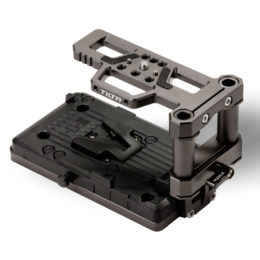 Tiltaing V-Mount Battery Baseplate V2- Tilta Gray