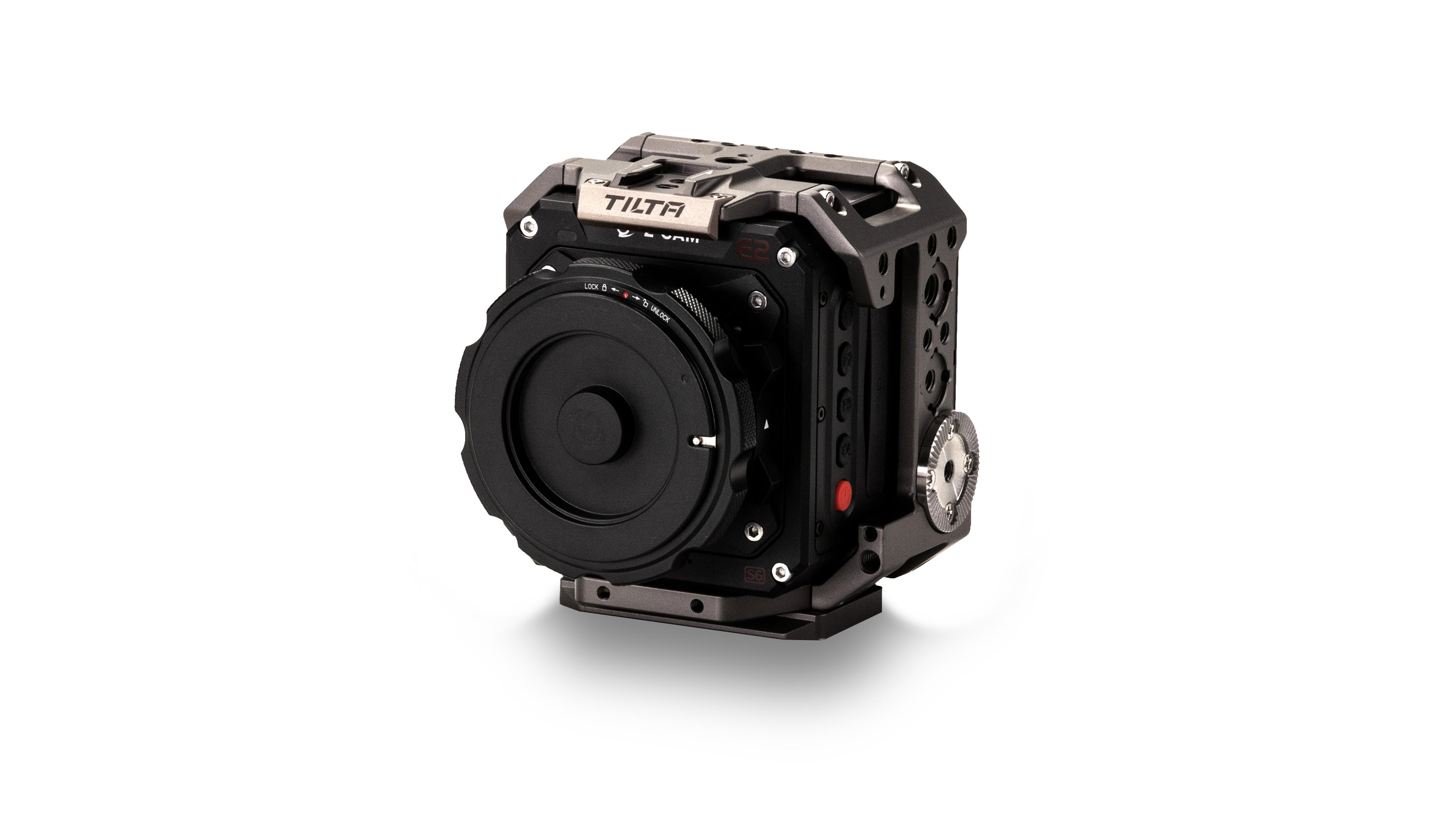 Full Camera Cage for Z CAM - Tilta Gray (Open Box)