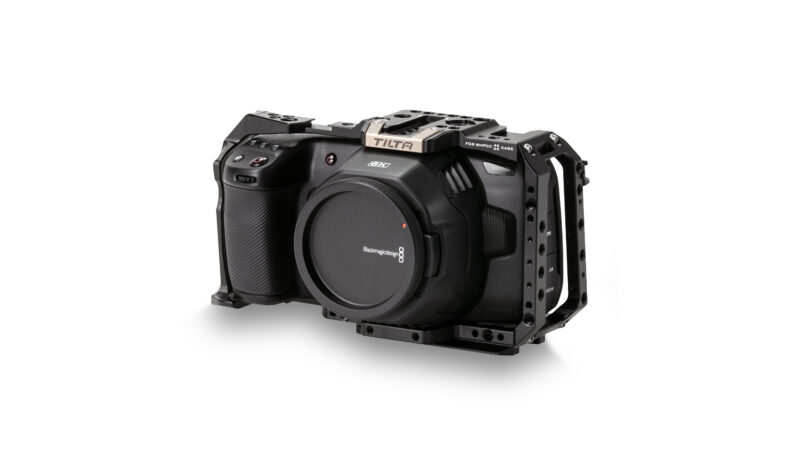 Full Camera Cage for BMPCC 4K/6K - Black (Open Box)