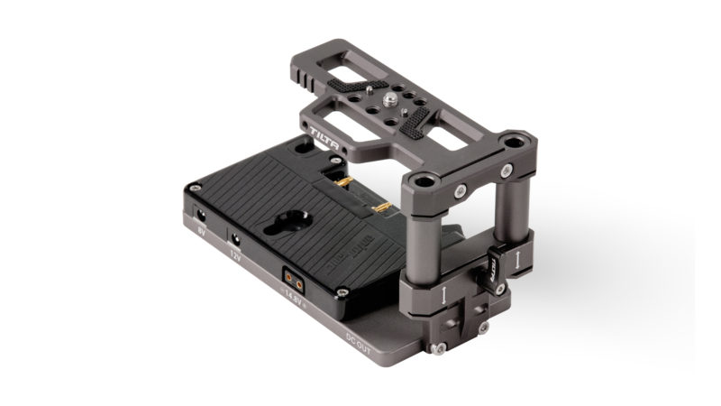 Tiltaing Gold-Mount Battery Baseplate V2