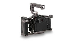 Tiltaing Panasonic GH Series Kit B - Tilta Gray