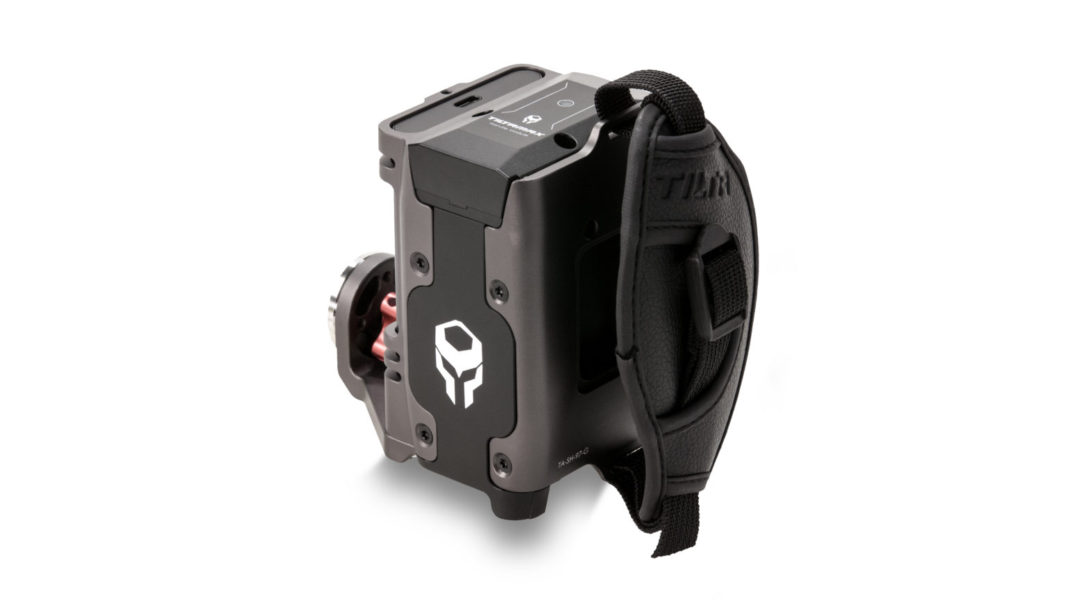 Tiltaing Side Power Handle Type II (F970 Battery) - Tilta Gray