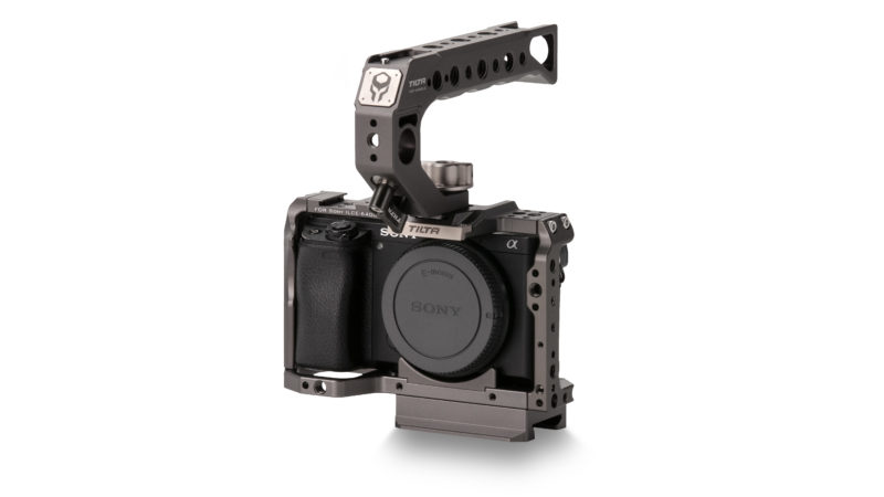 Tiltaing Sony a6 Series Kit A - Tilta Gray
