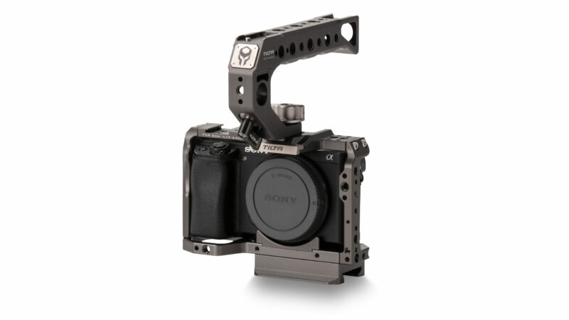 Tiltaing Sony a6 Series Kit A - Tilta Gray