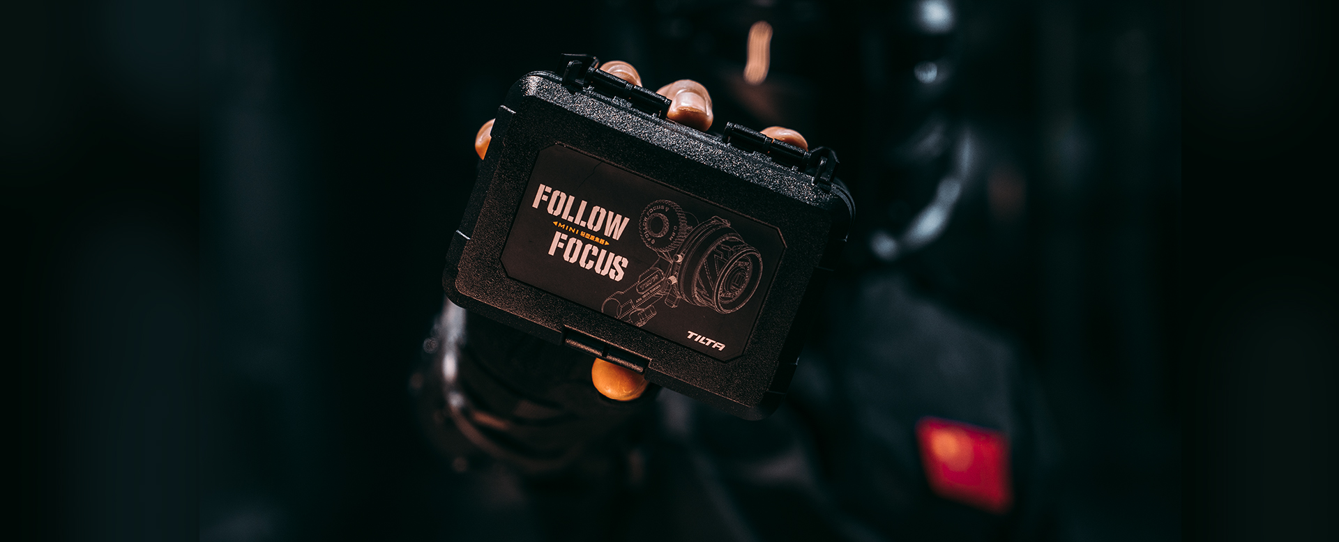the mini follow focus
