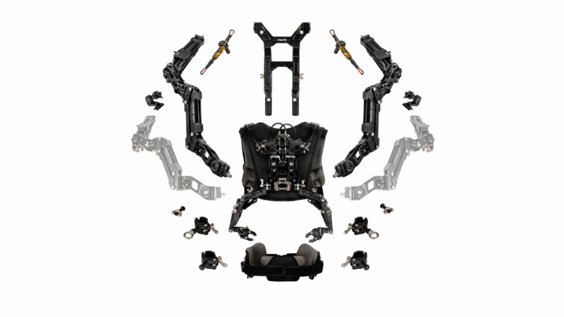 Armorman 3.0 Gimbal Support System