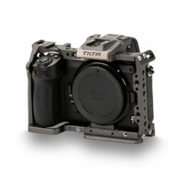 Full Camera Cage for Nikon Z6/Z7 Series - Tilta Gray